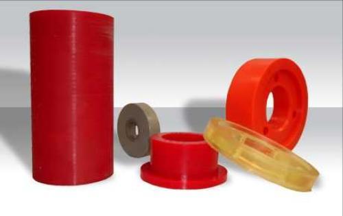Fabrica de piezas especiales en poliuretano por pedido