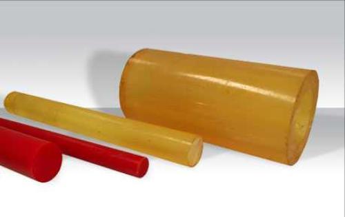 Fábrica y venta de Barras, tubos y planchas en poliuretano