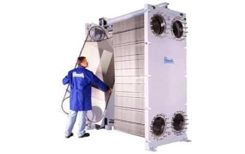 Juntas para intecambiadores de calor y pasteurizadores a placas